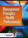 Management Principles for Health Professionals [With Access Code]
