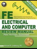 Ppi Fe Electrical and Computer Review Manual, 1st Edition (Paperback) - Comprehensive Fe Book for the Fe Electrical and Computer Exam