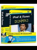iPod & iTunes for Dummies [With DVD]