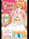 Kitchen Princess Omnibus, Volume 4