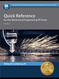 Ppi Quick Reference for the Mechanical Engineering Pe Exam, 5th Edition (Paperback) - A Quick Reference Guide for the Ncees Pe Mechanical Exam