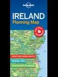 Lonely Planet Ireland Planning Map 1