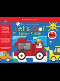 Let's Go! Jigsaw Puzzle: Scholastic Early Learners (Puzzle)