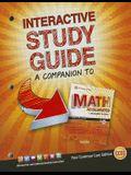 Glencoe Math Accelerated, Interactive Study Guide (MERRILL PRE-ALGEBRA)