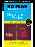 Merchant of Venice: No Fear Shakespeare Deluxe Student Edition, Volume 5