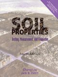 Soil Properties Testing, Measurement, and Evaluation