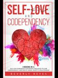 Self-Love and Codependency: 4 Books in 1: Self-Love Workbook for Women, Resilience to Cure Codependency, Narcissistic Abuse, Anxiety in Relationsh