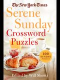 The New York Times Serene Sunday Crossword Puzzles: 100 Sunday Puzzles