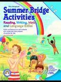 Summer Bridge Activities: 1st to 2nd Grade