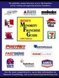 Bond's Minority Franchise Guide 2004
