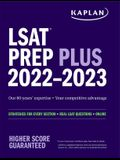 LSAT Prep Plus 2022-2023: Strategies for Every Section + Real LSAT Questions + Online
