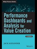 Performance Dashboards + Ws [With CDROM]