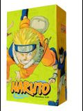 Naruto Box Set 1: Volumes 1-27 with Premium, Volume 1: Volumes 1-27 with Premium