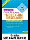 Saunders Q & A Review for the Nclex-Rn? Examination - Elsevier eBook on Vitalsource + Evolve Access (Retail Access Cards)