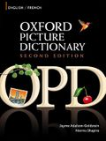 Oxford Picture Dictionary: English/French
