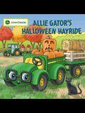Allie Gator's Halloween Ride