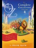 Oz, the Complete Collection, Volume 4, 4: Rinkitink in Oz; The Lost Princess of Oz; The Tin Woodman of Oz