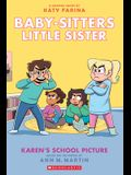 Karen's School Picture: A Graphic Novel (Baby-Sitters Little Sister #5) (Adapted Edition)