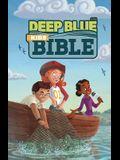 CEB Deep Blue Kids Bible Bright Sky Paperback