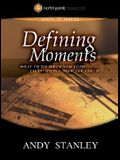 Defining Moments DVD: What to Do When You Come Face-to-Face with the Truth