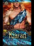 Kiaran (Immortal Highlander, Clan Mag Raith Book 5): A Scottish Time Travel Romance