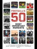 Football's Fifty Most Important Moments: From the Writers of the History Boys Blog