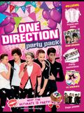 One Direction Party Pack: Host the Ultimate 1d Party! [With Sticker(s) and Poster]