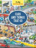 My Big Wimmelbook--Cars and Things That Go