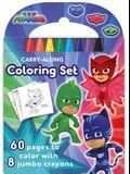 Pj Masks: Carry-Along Coloring Set