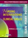 Skills Performance Checklists for Nursing Interventions & Clinical Skills