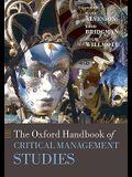 The Oxford Handbook of Critical Management Studies