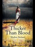 Thicker Than Blood (Marchwood Vampire Series #2)