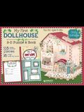 Cozy Cottage: My First Dollhouse 3D Puzzle and Book [With Book(s)]