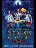 Demigods Academy - Season One: Books 1-3 (Young Adult Supernatural Urban Fantasy)