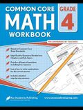 4th grade Math Workbook: CommonCore Math Workbook