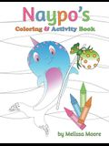 Naypo's Coloring and Activity Book