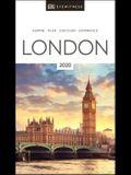 DK Eyewitness London: 2020