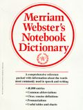Merriam-Webster's Notebook Dictionary