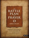 The Battle Plan for Prayer - Bible Study Book