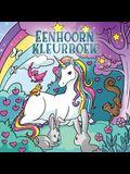 Eenhoorn Kleurboek: Voor kinderen van 4 tot 8 jaar