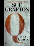 Q is for Quarry (A Kinsey Millhone Mystery, Book 17)