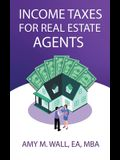 Income Taxes for Real Estate Agents