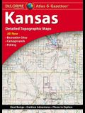Delorme Kansas Atlas & Gazetteer