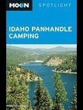 Moon Spotlight Idaho Panhandle Camping