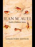 Jean M. Auel's Earth's Children(r) Series - Collector's Edition: The Clan of the Cave Bear, the Valley of Horses, the Mammoth Hunters, the Plains of P