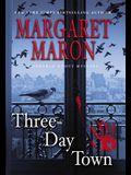 Three-Day Town (A Deborah Knott Mystery)