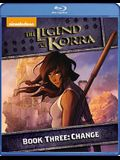 The Legend of Korra: Book Three Change