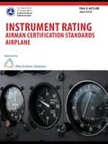 Instrument Rating Airman Certification Standards Airplane FAA-S-ACS-8B
