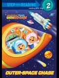 Outer-Space Chase (Team Umizoomi) (Step into Reading)