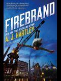 Firebrand: Book 2 in the Steeplejack Series